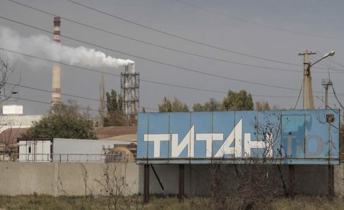 Химвыбросы в Крыму: ситуация ухудшилась
