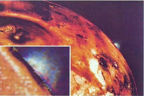 В Солнечной системе активизировались вулканы