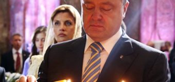 Порошенко призвал украинцев к совместной молитве за автокефалию 14 октября