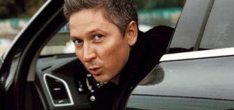 Автомобиль Александра Педана заинтересовал поклонников