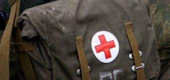 На Донбассе за четыре года погибли 46 военных медиков