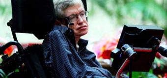 Инвалидное кресло и куртку Хокинга продадут на аукционе