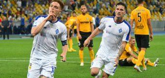 Полузащитник Динамо вернул себе звание лучшего в Украине