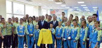 Порошенко поздравил победителей и призеров Юношеских Олимпийских игр 2018 года