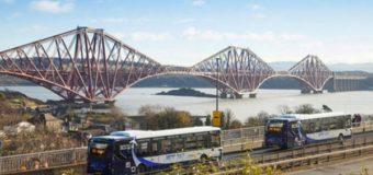 В Шотландии будут тестировать первый в мире беспилотный автобус