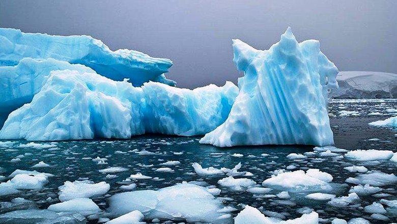 Ученые прогнозируют теплую зиму в Арктике