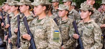 Около 70 украинок дослужились в ВСУ до звания полковника