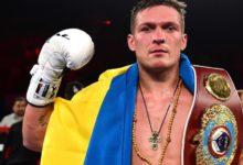 Александр Усик стал боксером года по версии Sports Illustrated