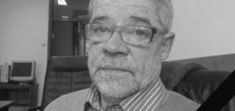В Харькове насмерть замерз известный журналист