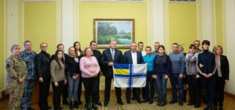 Петр Порошенко встретился с семьями пленных моряков