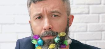 Сергей Бабкин порадовал веселым новогодним снимком
