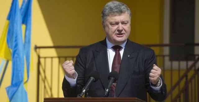 Петр Порошенко озвучил планы Украины на 2019 год