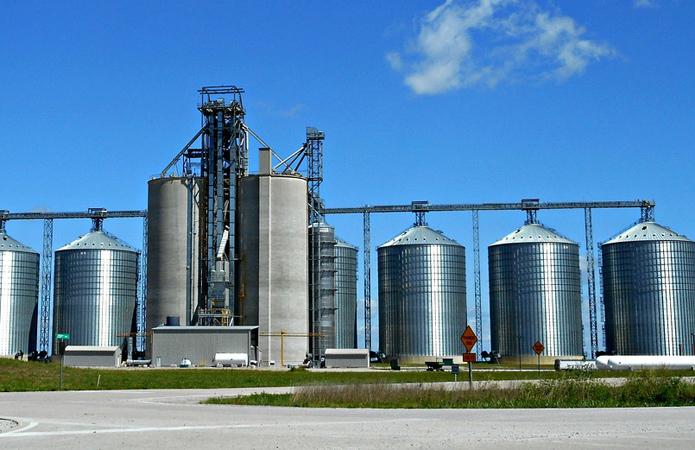 Под Винницей построят сеть элеваторов и молочный завод