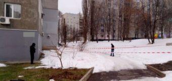 В Харькове стреляли в полицейского