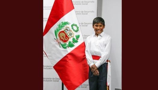 12-летний ребенок из Перу стал министром