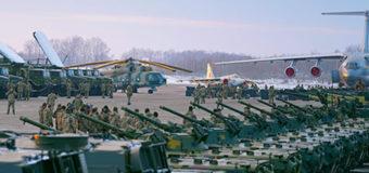 Петр Порошенко оценил рост боевой мощи украинской армии за 5 лет