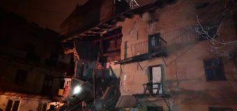 Во Львове обвалилась стена жилого дома