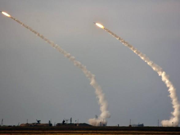 Украина проведет боевые стрельбы вблизи Крыма