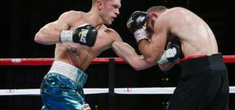 Украинский боксер Шелестюк возвращается на ринг
