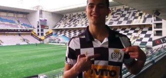 Украинский футболист перешел в команду чемпионата Португалии