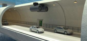 Норвежцы построят «плавающие туннели»