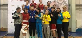 Украинки завоевали 10 медалей на турнире по боксу в Латвии