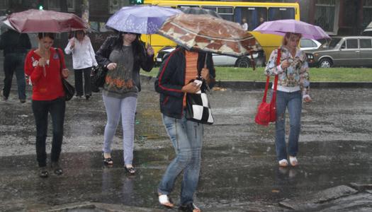 Стало известно, какая погода будет в Украине на выходных