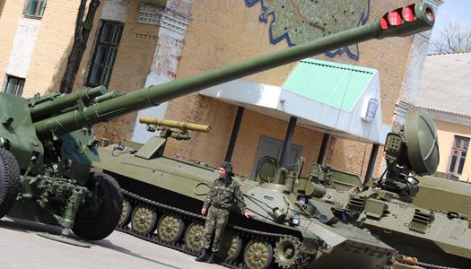 С 1 апреля в Украине стартует призыв в армию