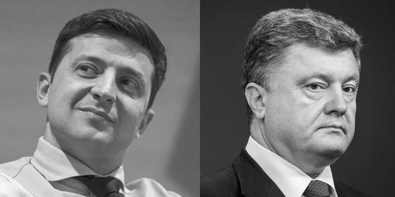 НСК «Олимпийский» получил запросы от Порошенко и Зеленского на проведение дебатов