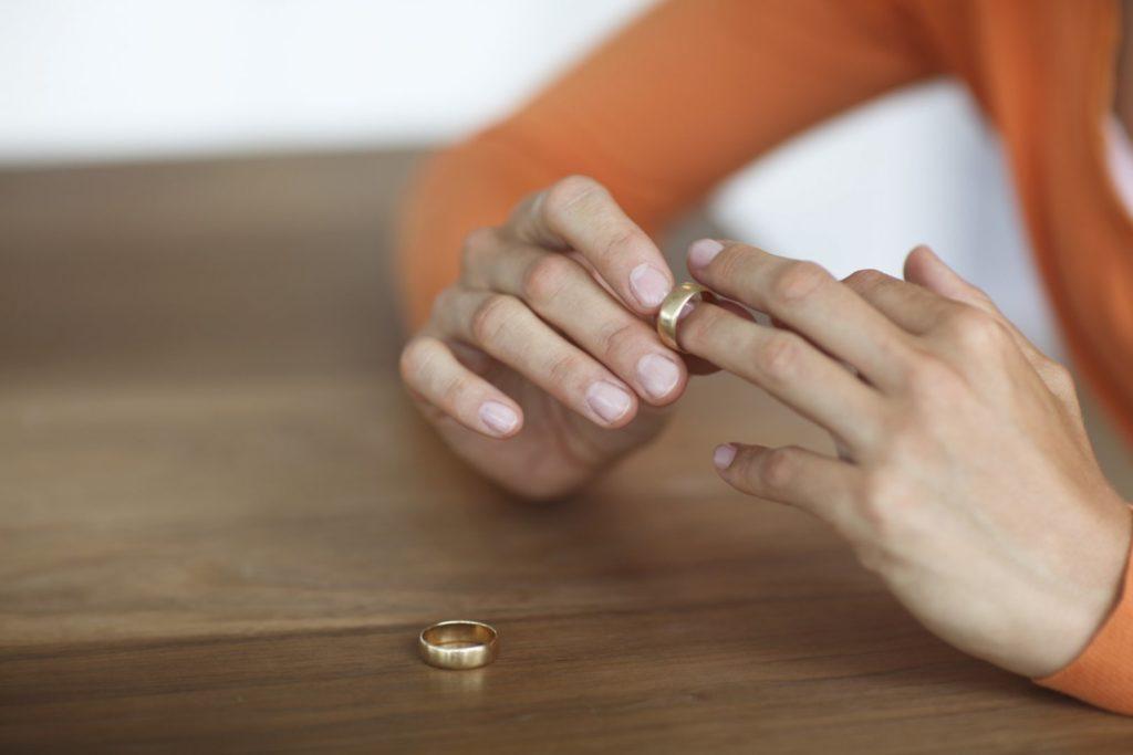 В Украине увеличилось количество разводов