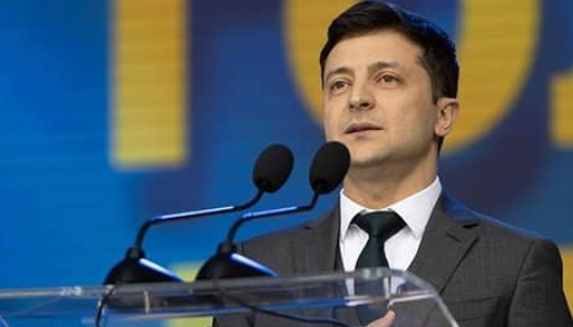 Позиція Володимира Зеленського щодо ухвалення закону про мову