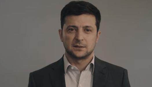 Володимир Зеленський записав звернення до українців та особисто до Путіна. Відео