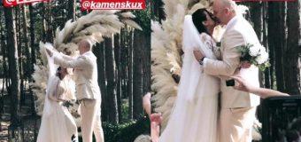 Свадьба Потапа и Каменских: опубликовали видео бракосочетания звездной пары