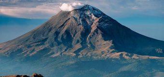 В Мексике извергается самый опасный в мире вулкан. Видео
