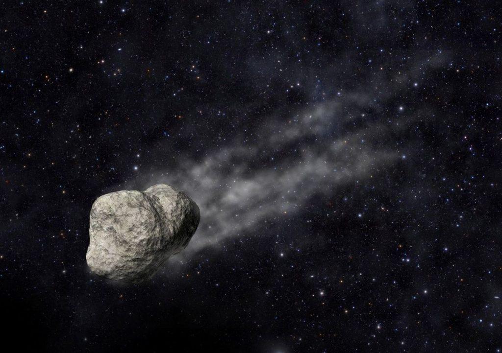 Ученые предупредили об астероиде, который приближается к Земле