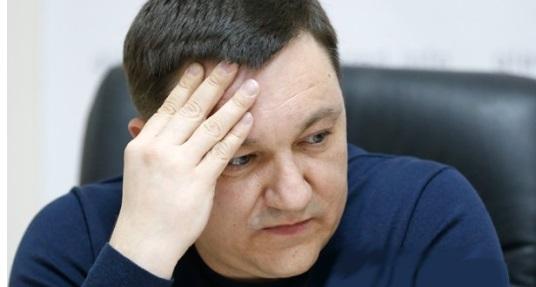 Застрелился нардеп от «Народного фронта» Дмитрий Тымчук