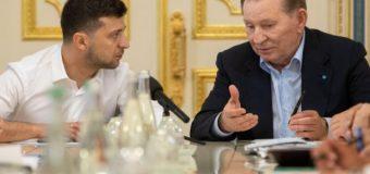 Леонід Кучма запропонував зняти економічну блокаду з окупованих територій Донбасу
