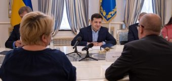 Володимир Зеленський звільнив 15 губернаторів