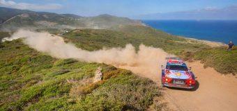 В Италии завершилась гонка WRC Ралли Сардинии