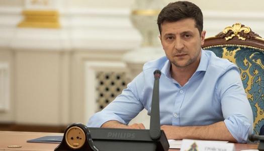 Владимир Зеленский обсудил с Ангелой Меркель ситуацию на Донбассе
