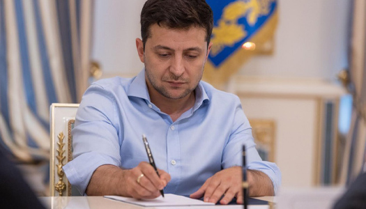 Зеленський підписав указ про заходи для ліквідації наслідків негоди на Закарпатті