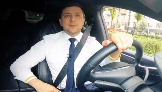 Зеленський закликає українців не голосувати за «аферистів». Відео