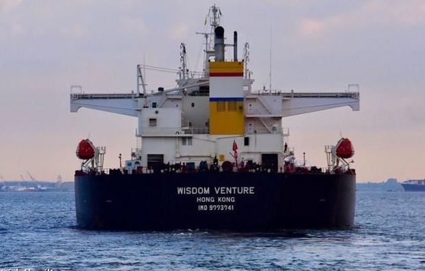 В Одесу прибув перший в історії України танкер з американською нафтою