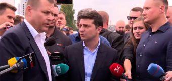 Мэр Днепра уволится, если до 14 сентября не будет открыт качественный Новый мост. Видео