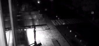 З'явилося відео обстрілу телеканалу 112 Україна. Відео