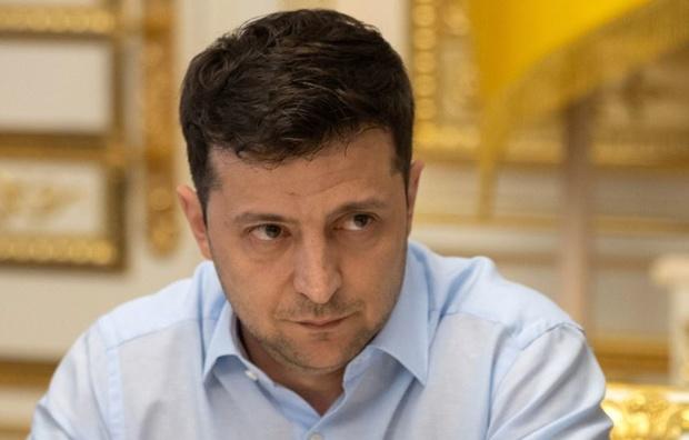 Владимир Зеленский: Никаких местных выборов на Донбассе под дулами пулеметов быть не может