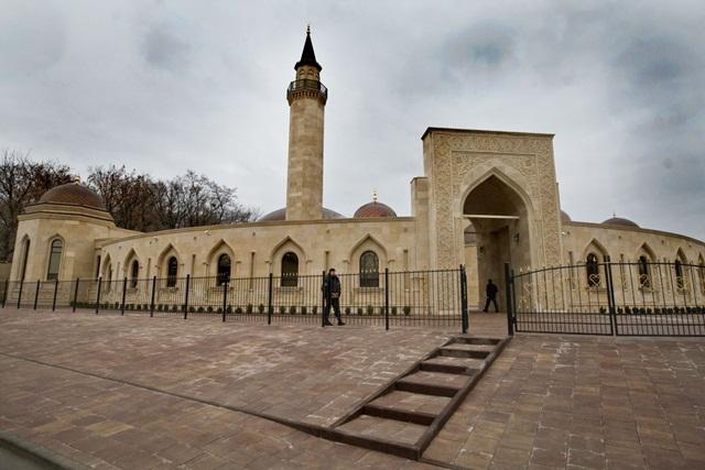 В Киеве может появится новая мечеть
