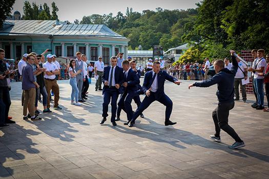 Служба безпеки Президента України взяла золото у Чемпіонаті світу з багатоборства охоронців