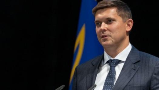 В Одессе Владимир Зеленский представил нового губернатора