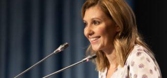 Первая леди Украины займется актуальными проблемами педиатрии